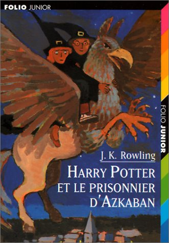 Harry Potter and the Prisoner of Azkaban  N/A edition cover