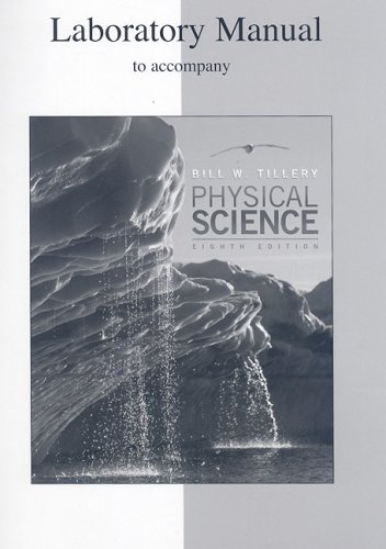 Lab Manual to accompany Physical Science 8th 2009 edition cover
