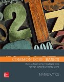 Common Core Basics   2014 edition cover
