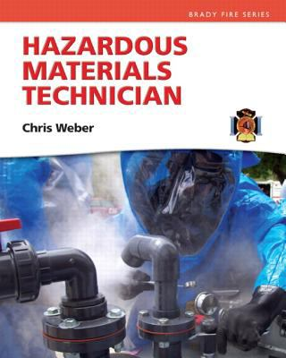 Hazardous Materials Technician   2013 9780131720190 Front Cover