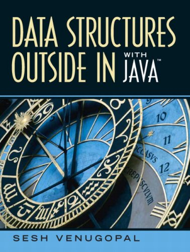 Data Structures Outside in with Java   2007 edition cover