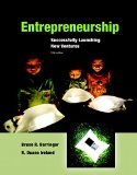 Entrepreneurship Successfully Launching New Ventures 5th 2016 9780133797190 Front Cover