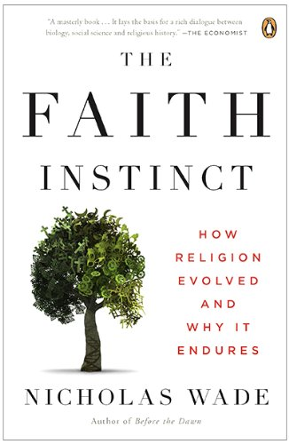 Faith Instinct How Religion Evolved and Why It Endures N/A edition cover