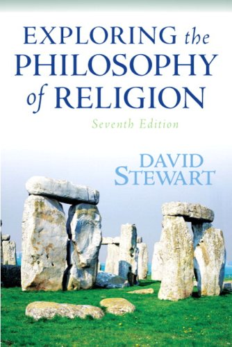 Exploring the Philosophy of Religion  7th 2010 (Revised) edition cover