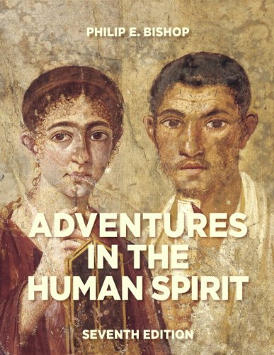 Advantures in the Human Spirit  7th 2014 edition cover