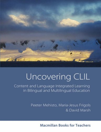 Uncovering CLIL: Content and Language Integrated ...  2008 9780230027190 Front Cover