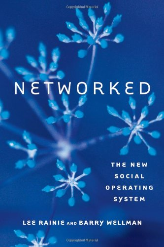 Networked The New Social Operating System  2012 edition cover