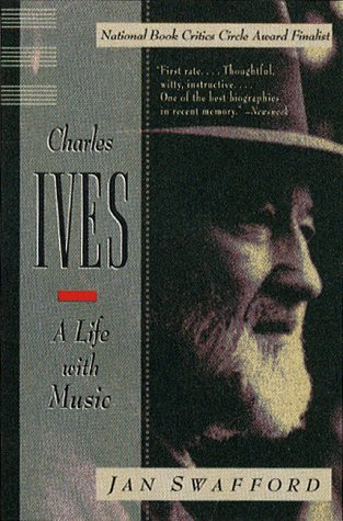 Charles Ives A Life with Music  1998 edition cover