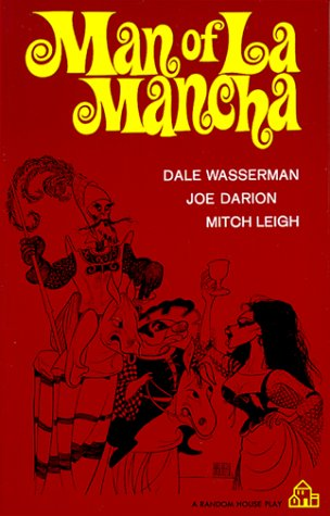 Man of la Mancha  N/A edition cover