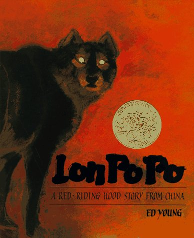 Lon Po Po A Red-Riding Hood Story from China N/A edition cover