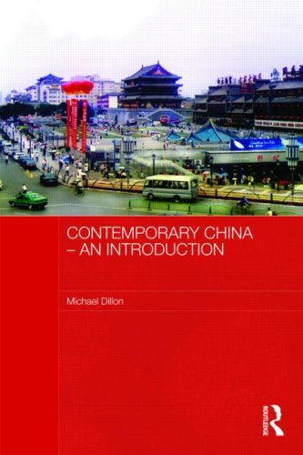 Contemporary China An Introduction  2008 edition cover