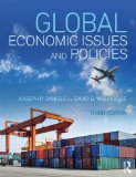 Global Economic Issues and Policies  3rd 2014 (Revised) 9780415710190 Front Cover