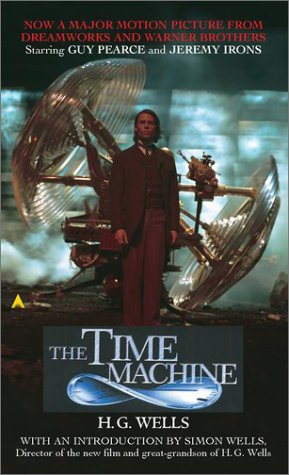 Time Machine   2001 (Movie Tie-In) edition cover