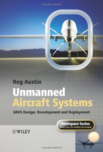 Unmanned Aircraft Systems UAVS Design, Development and Deployment  2010 edition cover