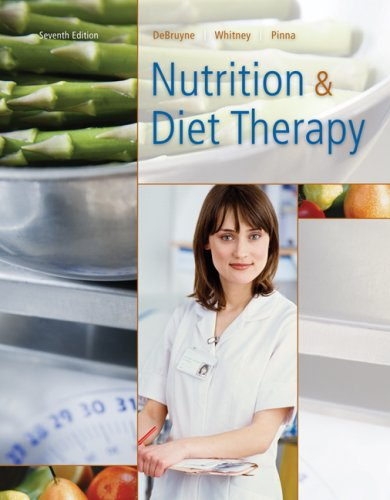 Nutrition and Diet Therapy  7th 2008 (Revised) edition cover