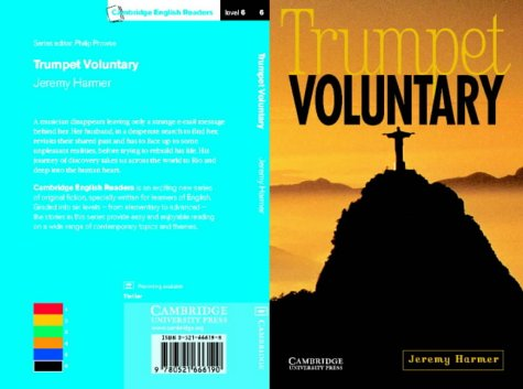 Trumpet Voluntary, Level 6   1999 edition cover