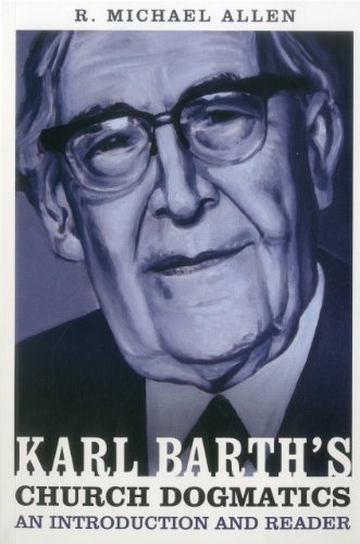Karl Barth's Church Dogmatics An Introduction and Reader  2012 edition cover