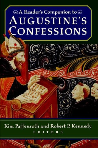 Reader's Companion to Augustine's Confessions   2003 edition cover