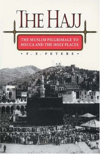 Hajj The Muslim Pilgrimage to Mecca and the Holy Places  1994 edition cover