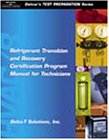 Refrigerant Transition and Recovery Certification Program Manual for Technicians  5th 2002 edition cover