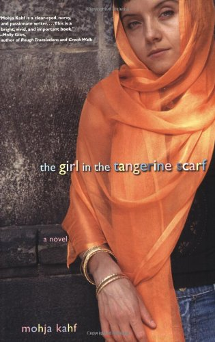 Girl in the Tangerine Scarf   2006 edition cover