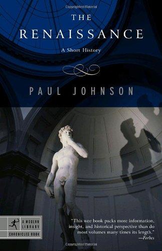 Renaissance A Short History N/A edition cover