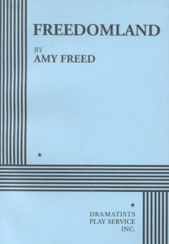 Freedomland   1999 edition cover