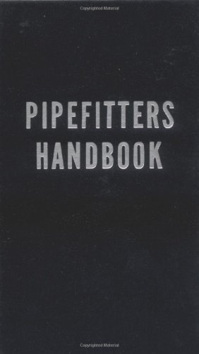 Pipefitters Handbook  3rd edition cover