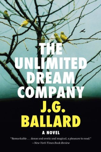 Unlimited Dream Company   2013 9780871404190 Front Cover