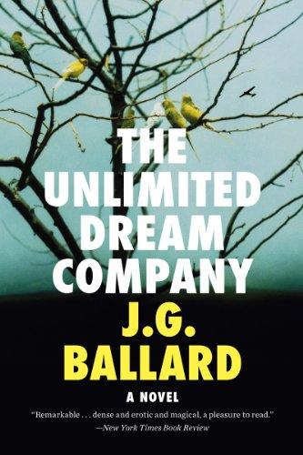 Unlimited Dream Company   2013 edition cover