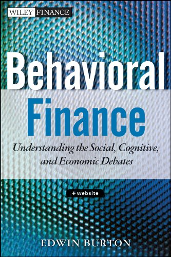 Behavioral Finance Understanding the Social, Cognitive, and Economic Debates  2013 edition cover