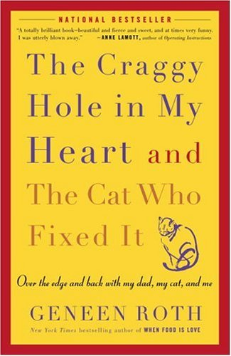 Craggy Hole in My Heart and the Cat Who Fixed It Over the Edge and Back with My Dad, My Cat, and Me N/A edition cover