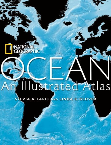 Ocean An Illustrated Atlas  2008 edition cover