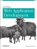 Learning Web App Development   2014 edition cover