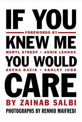 If You Knew Me You Would Care   2013 edition cover