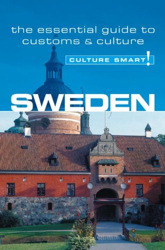 Sweden The Essential Guide to Customs and Culture  2004 edition cover