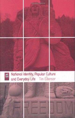 National Identity, Popular Culture and Everyday Life   2002 edition cover