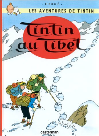 Tintin in Tibet  N/A edition cover