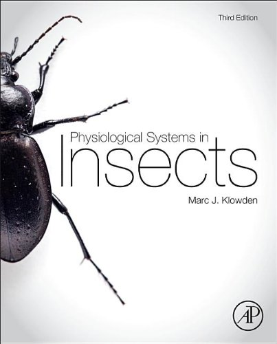 Physiological Systems in Insects  3rd 2013 edition cover