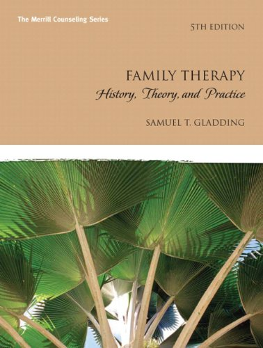 Family Therapy History, Theory, and Practice 5th 2011 edition cover