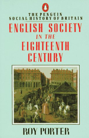 English Society in the 18th Century  2nd 1991 (Revised) edition cover