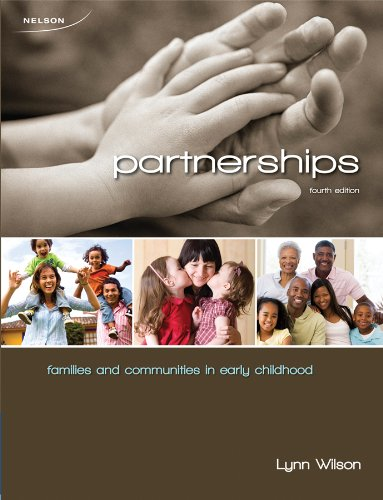 PARTNERSHIPS >CANADIAN< N/A edition cover