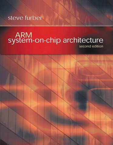 ARM System-On-Chip Architecture  2nd 2001 (Revised) edition cover