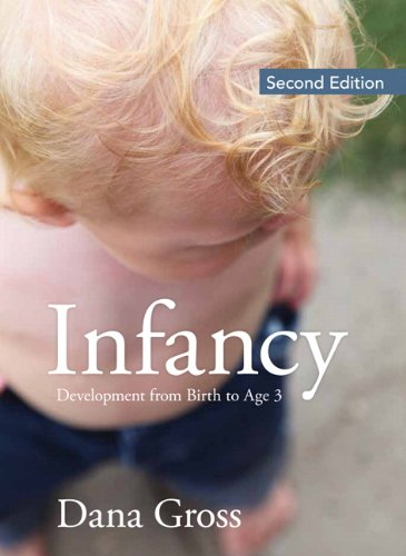Infancy Development from Birth to Age 3 2nd 2011 (Revised) edition cover