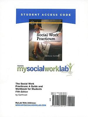 Social Work Practicum A Guide and Workbook for Students 5th 2011 9780205792191 Front Cover