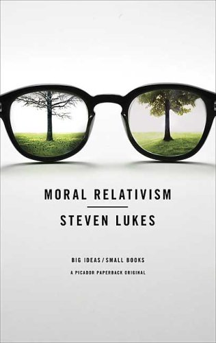 Moral Relativism  N/A edition cover