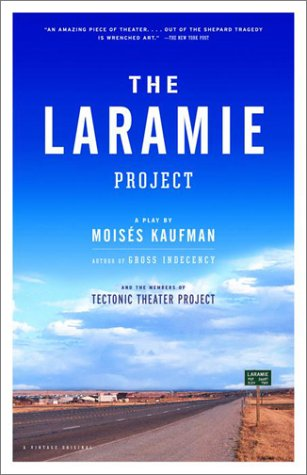 Laramie Project   2001 edition cover