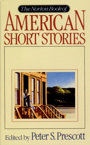 Norton Book of American Short Stories  N/A edition cover