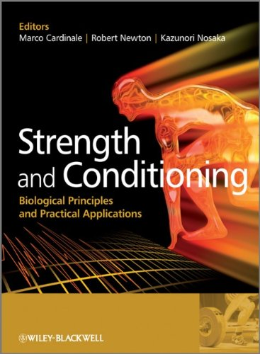 Strength and Conditioning Biological Principles and Practical Applications  2011 edition cover