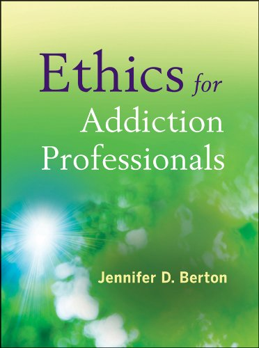 Ethics for Addiction Professionals   2013 edition cover
